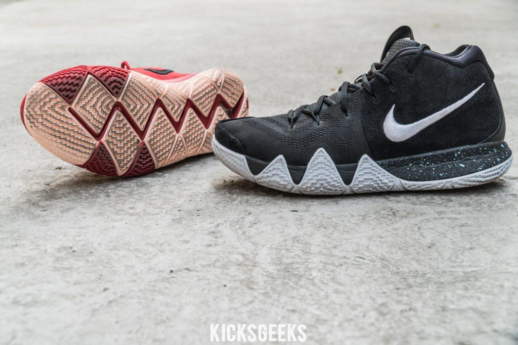 Nike Kyrie 4 giày bóng rổ outdoor
